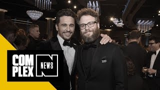 Seth Rogen Addresses Allegations Against James Franco