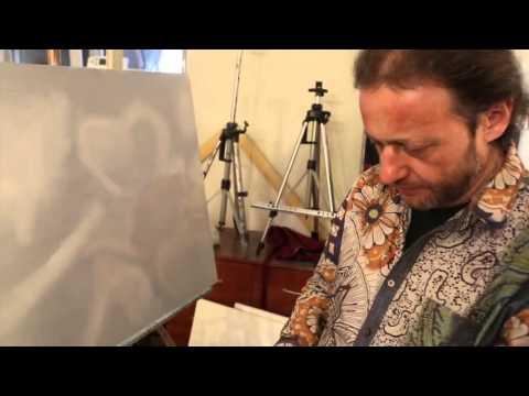 Обучение живописи, курсы рисования, живопись с нуля для взрослых в Москве, Спб, Киеве