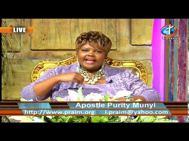 Apostle Purity Munyi - Into The Chambers Of The King 05-21-2019