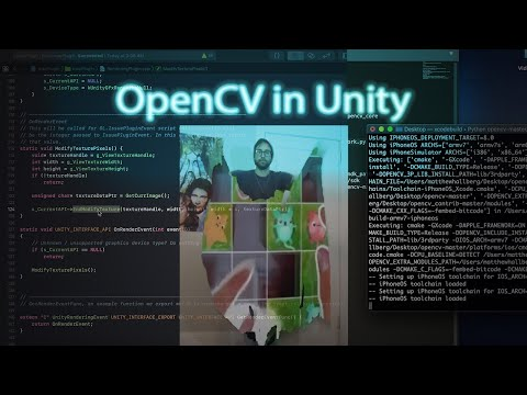 💻OpenCV in Unity FOR FREE! 🖥