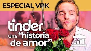 La HISTORIA detrás de TINDER - VisualPolitik