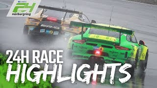 24h Race Nürburgring 2018 | Full Race Highlights