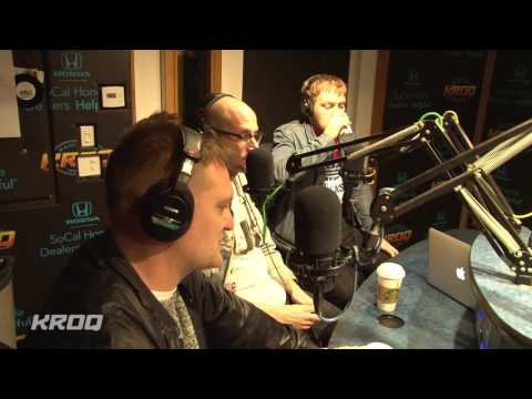 Cold War Kids Talk New Album LA Divine  The Kevin & Bean Show