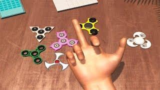 СПИННЕРЫ МЕНЯ БЕСЯТ! • Hand Simulator