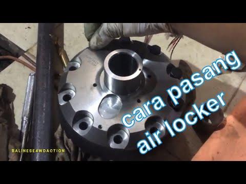 Installing Toyota Arb Air Locker
