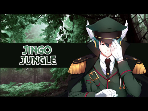 "English ""Jingo Jungle"" - Youjo Senki Saga of Tanya the Evil OP【Andrew】"