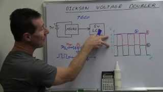 EEVBlog #473 - Microcontroller Voltage Doubler