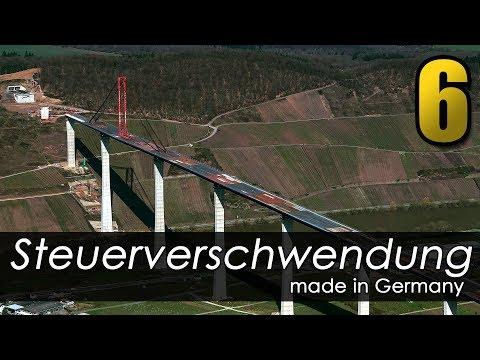 Steuerverschwendung made in Germany - Episode 6