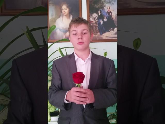 Изображение предпросмотра прочтения – АлександрБольшаков читает отрывок изпроизведения «Явстретил вас— ивсе былое…» Ф.И.Тютчева