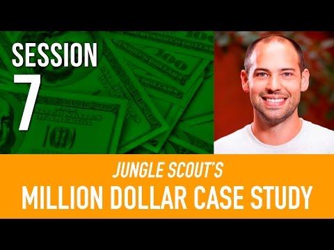 PACKAGE & BRANDING design ✏️  Million Dollar Case Study  Jungle Scout I Session 7