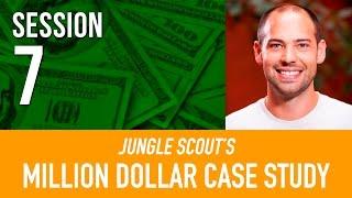 PACKAGE & BRANDING design ✏️  Million Dollar Case Study | Jungle Scout I Session 7