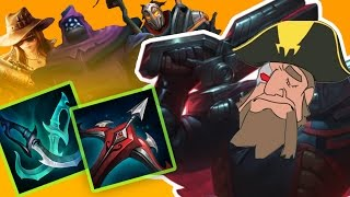 TOBIAS FATE SOLOQ - LATE GAME GANGPLANK!