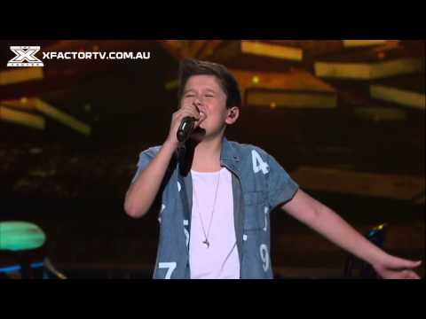 Jai Waetford - Don't Let Me Go -  Grand Final -  The X Factor Australia 2013 ( Song 3 )