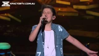 Jai Waetford - Don't Let Me Go -  Grand Final -  The X Factor Australia 2013 ( Song 3)