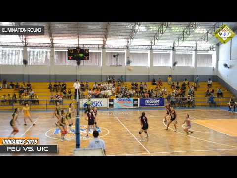 Far Eastern University vs University of the Immaculate Conception UNIGAMES