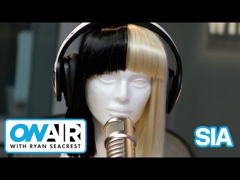 Sia Talks New Album, Rejection | On Air with Ryan Seacrest