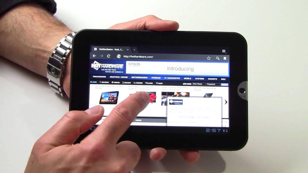 toshiba thrive 7 review honeycomb on 7 inches hothardware youtube rh youtube com Toshiba Thrive Parts List Toshiba Thrive Tablet