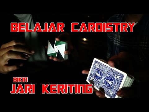 TUTORIAL CARDISTRY SEDERHANA DAN MUDAH BARENG FARCHAN RIZKY | Tutorial Time