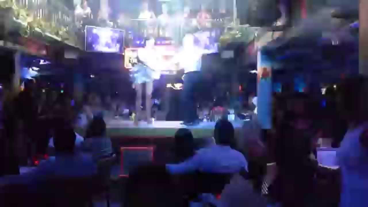 mangos tropical cafe south beach salsa dance performance may 2015 - Tropical Cafe 2015