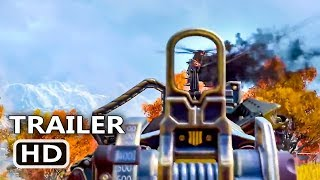 PS4 - Call of Duty: Black Ops 4 - Blackout Free Trial Trailer (2019)