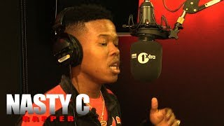 Nasty C - Fire In The Booth