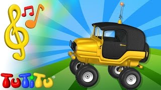 Repeat youtube video TuTiTu Toys and Songs for Children | Jeep