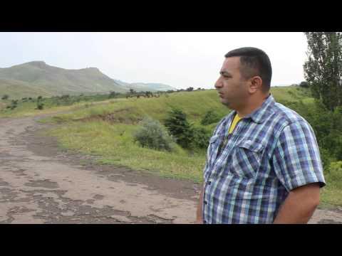 Jurnalist Ekspert Mərkəzi cəbhə bölgəsində - Tovuz