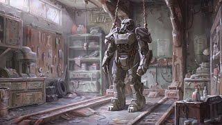 Fallout 4 [ Выживание ] #9 Живая сталь | эпик