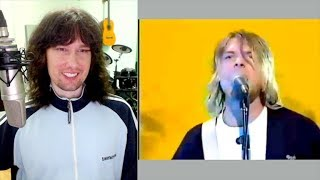 British guitarist reacts to GRUNGE! And... NIRVANA!