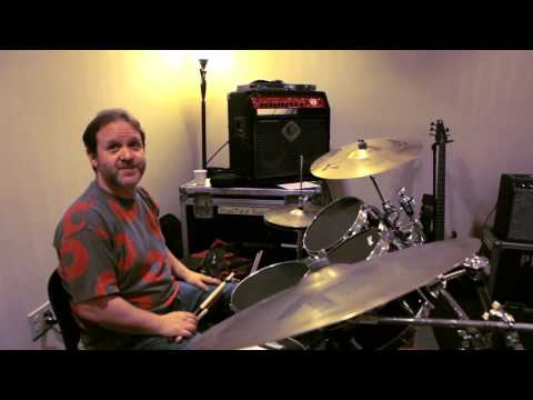 Jon Fishman's Phish Drum Kit - Part 1
