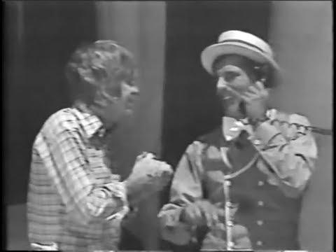 Bob Denver:  On, Captain Kangaroo  1977