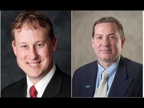 Pa. Senate Debate: Ryan Aument and Gary Schreckengost