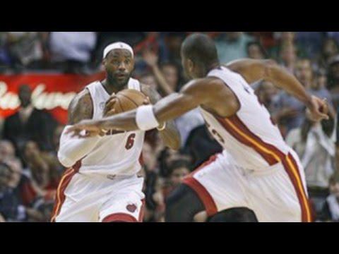 Download LeBron James:  Top 10 Long Passes to Wade