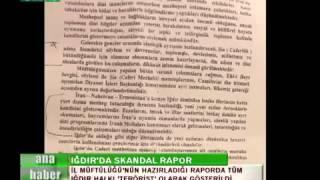 Iğdır'da ki skandal rapora Ehl-i Beyt Derneği tepki gösterdi