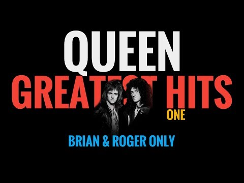 Queen  GREATEST HITS one  Brian & Roger only