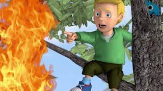 Feuerwehrmann Sam Deutsch Neue Folgen 🔥Katastrophe beim Baumklettern 🚒 Zeichentrick für Kinder