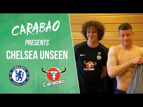 Why Are Luiz & Barkley So Happy? | Chelsea Unseen