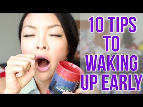 HOW TO: Wake Up Early Everyday