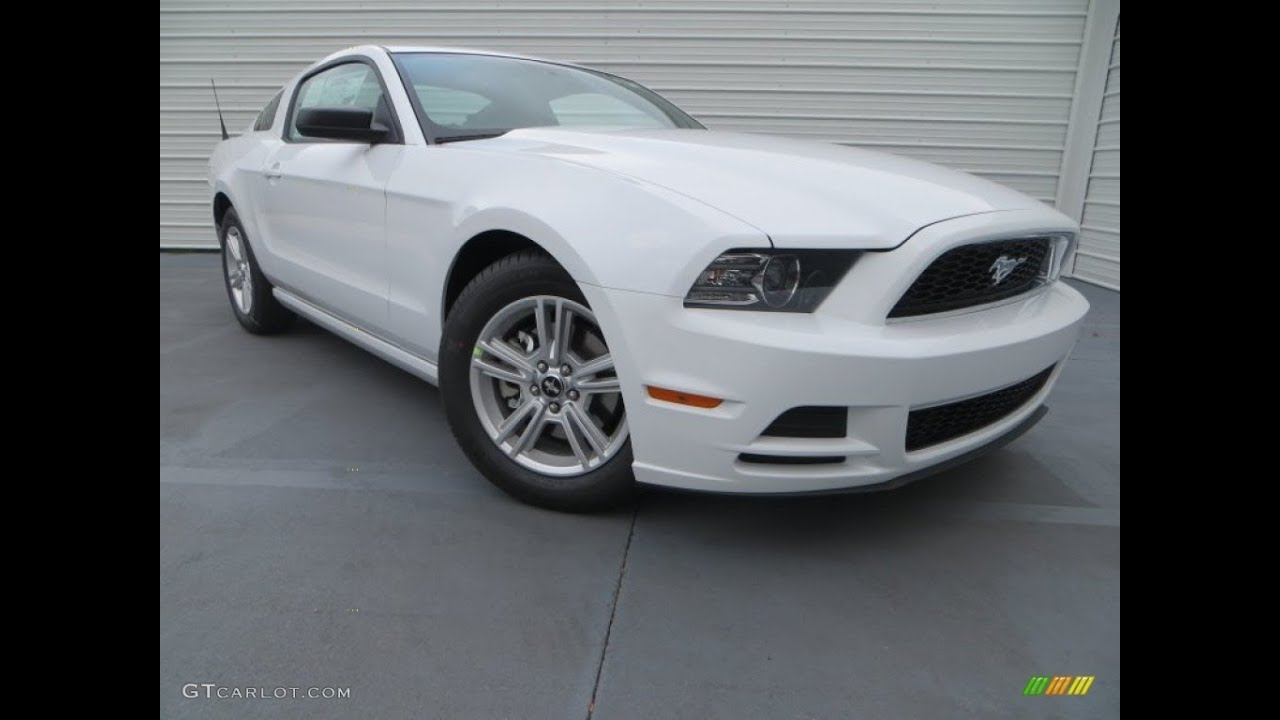 my 2014 ford mustang rental - youtube