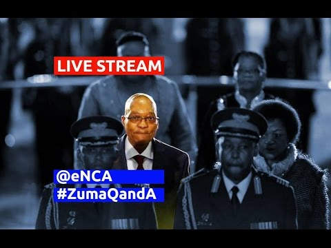 LIVE: President Zuma answers questions in Parliament