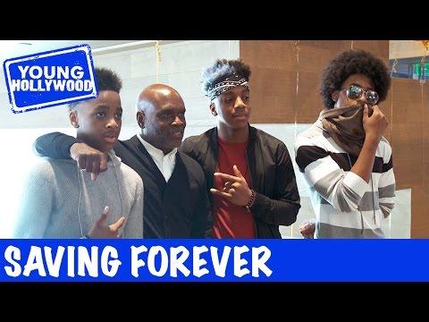 LA Reid's Epic Records Introduces Saving Forever!