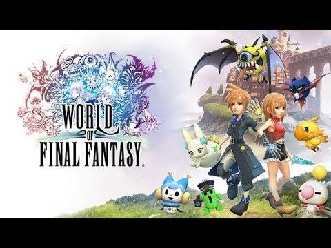 Descargar World Of Final Fantasy Para Pc Youtube