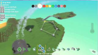 How to Follow a path in Kodu