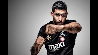 Amir Khan Makes A HUGE MISTAKE - Admits That He's Nervous - Your Thoughts?