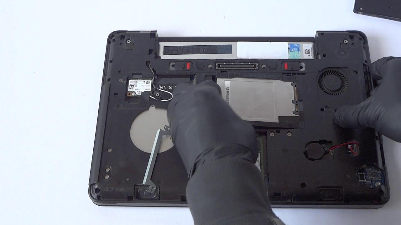 Dell Latitude E5440 Ssd Ram Upgrade Youtube