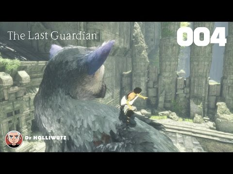 The Last Guardian #004 - Kampf mit den Rüstungen [PS4] Let's play The Last Guardian