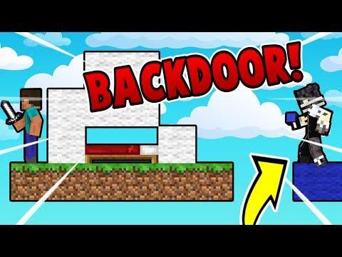 EPICKI BACKDOOR! - BED WARS #58 /w LJay