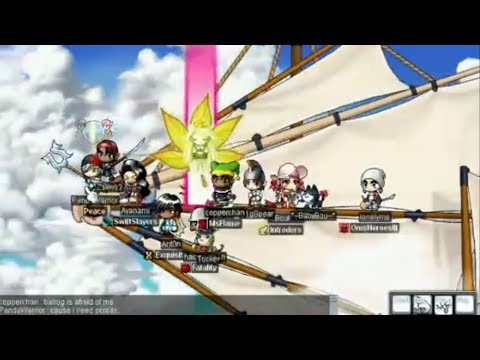 Not Another MapleStory Pre Big Bang Nostalgia Video!