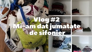 Vlog #2 - Mi-am dat jumatate de sifonier!
