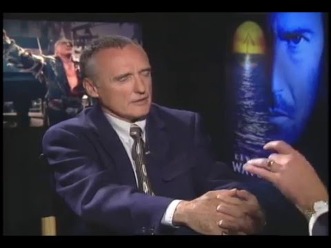 Dennis Hopper and Jimmy Carter talk Waterworld